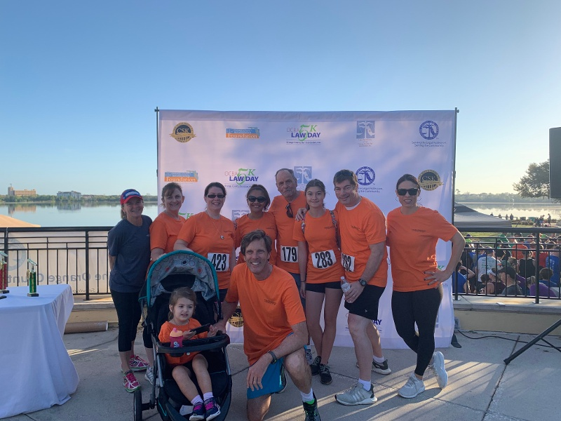 Law Day 5K Run & Walk