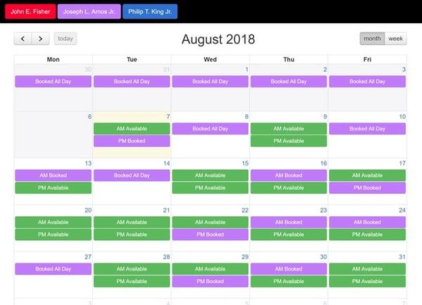 Mediation-Calendar