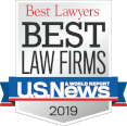 "2019 ""Best Law Firms"""